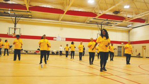 'Queens and Kings' dance group make exercise fun for seniors